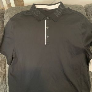 Michael Kors collared shirt